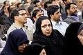 Shohreh Lorestani at the meeting with Ali Khamenei.jpg