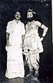 Shri.Chittani Ramachandra hegde with bhagwat-shri.Kaling navuda.jpg