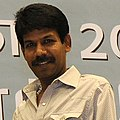 Shri Bala receives the Award for Best Direction at the 56th National Film Awards function, on March 19, 2010.jpg