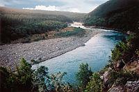 Si sigues el río llegas....jpg