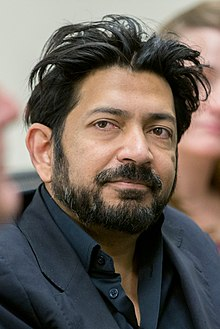 Description de l'image Siddhartha Mukherjee.jpg.