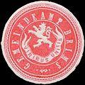 Siegelmarke Gemeindeamt Brims W0327833.jpg