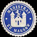 Siegelmarke Magistrat zu Massow W0235502.jpg