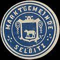 Siegelmarke Marktgemeinde Selbitz W0364909.jpg