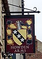 Sign for the Howden Arms, Tadcaster (geograph 6388155).jpg