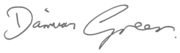 Signature of Damian Green.png