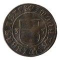 Silvermynt, 1435 - Skoklosters slott - 100320.tif
