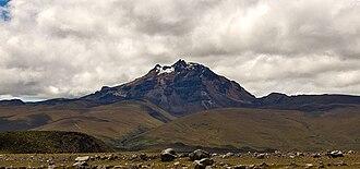 Sincholagua Volcano - Sincholagua Volcano