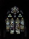 sint-jozefkerk - mozaïek boven orgel