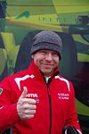 Sir Chris Hoy Driver of Algarve Racing's Ligier JS P2 Nissan (26619471643) (2).jpg