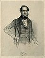 Sir William Fergusson. Lithograph. Wellcome V0001898.jpg