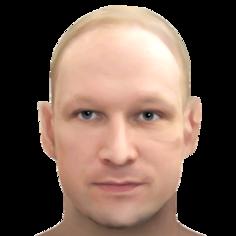 Anders Behring Breivik Norwegian mass murderer