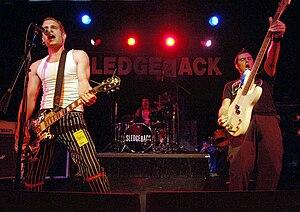 Sledgeback - Sledgeback at the Showbox in Seattle, 2005