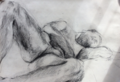 Sleeping figure with sun by Christopher Willard.png