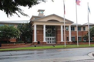 Smyrna, Georgia - Smyrna City Hall