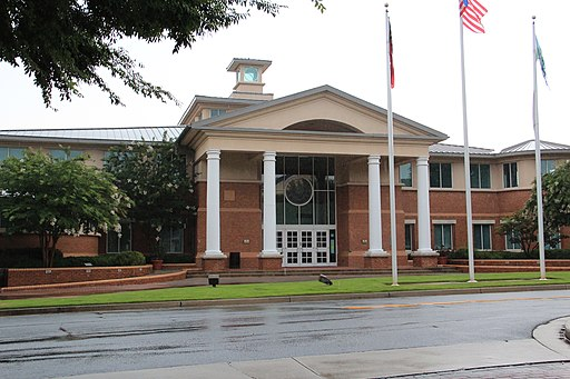 Smyrna Georgia City Hall