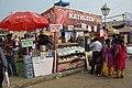 Snack Stalls - 40th International Kolkata Book Fair - Milan Mela Complex - Kolkata 2016-02-02 0309.JPG