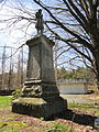 Soldiers Monument - Weatogue, Simsbury, Connecticut - DSC09356.JPG