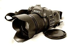 Sony Cyber-shot DSC-F828 - Image: Sony F828
