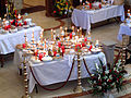Soul Saturday Kollyva offerings.jpg