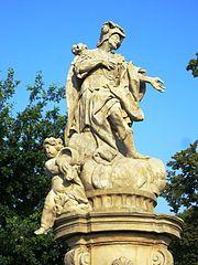 Sousoší svatého Floriána