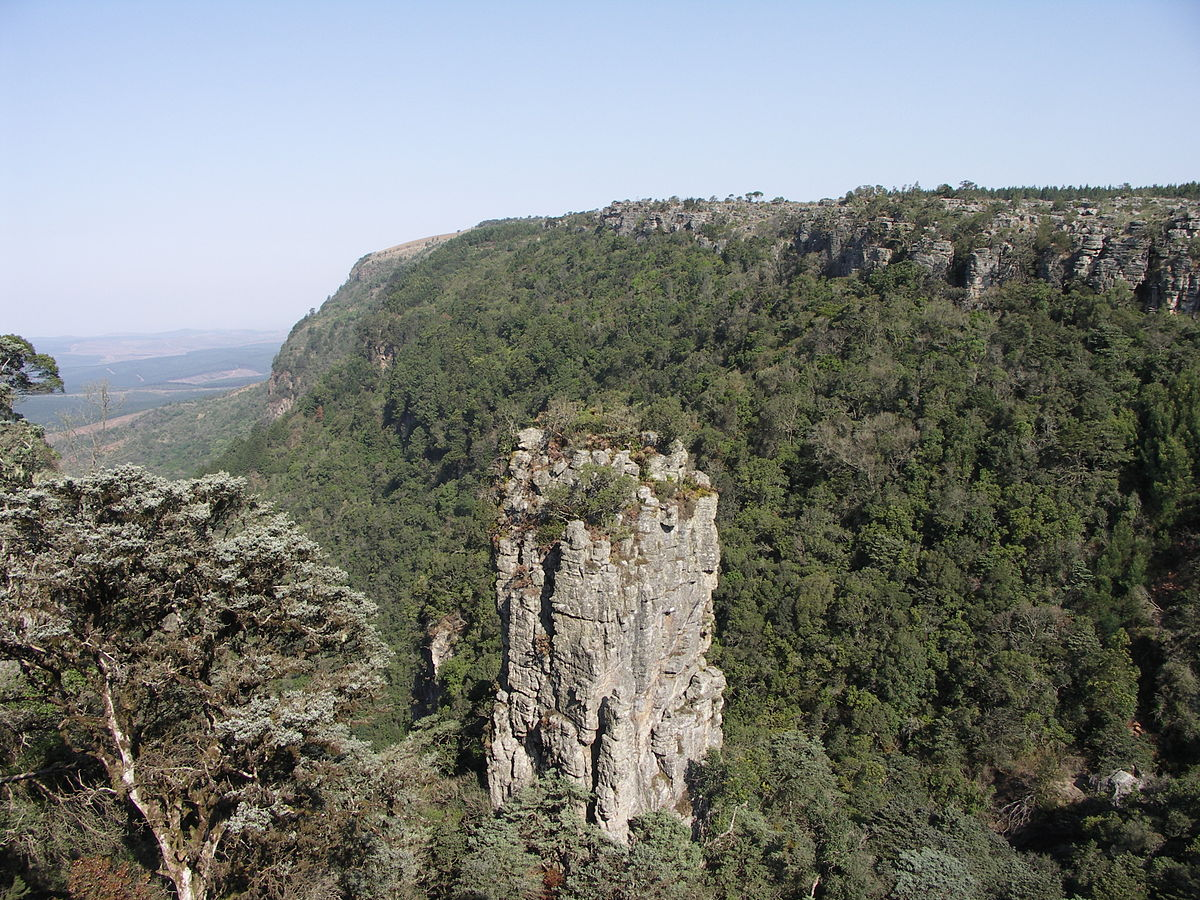 Grande scarpata wikipedia for Sud africa immagini