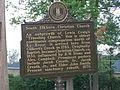 South Elkhorn CC Hist marker P6160180.JPG