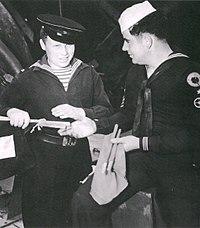 Soviet US signalmen