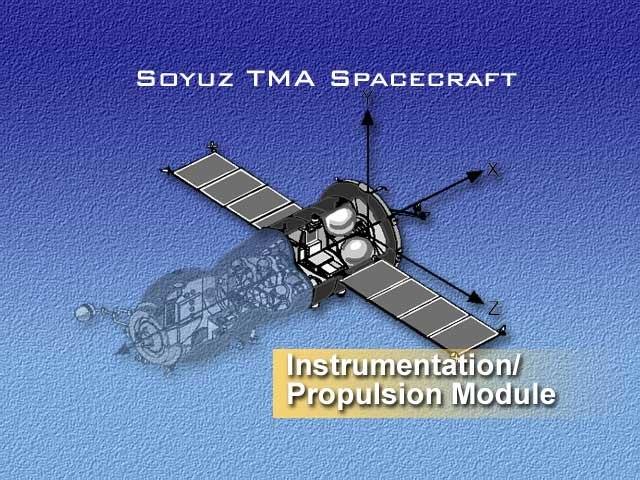 Soyuz-TMA propulsion module