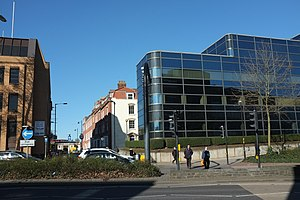 Spectrum, Bristol - The building