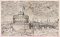 Speculum Romanae Magnificentiae- Castello Sant' Angelo MET DP870760.jpg