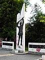 Spomenik u Begeču.JPG