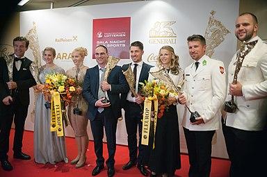 Sportler des Jahres Österreich 2016 Gruppe 3.jpg