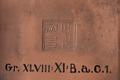 Stämpel från Jiangsu i Kina - Hallwylska museet - 95942.tif