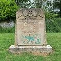 Stèle combats des bois de Druyes (26 juillet 1944).jpg