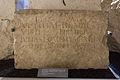 Stèle funéraire en pierre calcaire de Visellia Firma, morte à l'âge d'un an et cinquante jours. - Musée romain d'Avenches.jpg