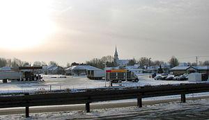 Sainte-Hélène-de-Bagot, Quebec - Image: St Helene Bagot QC