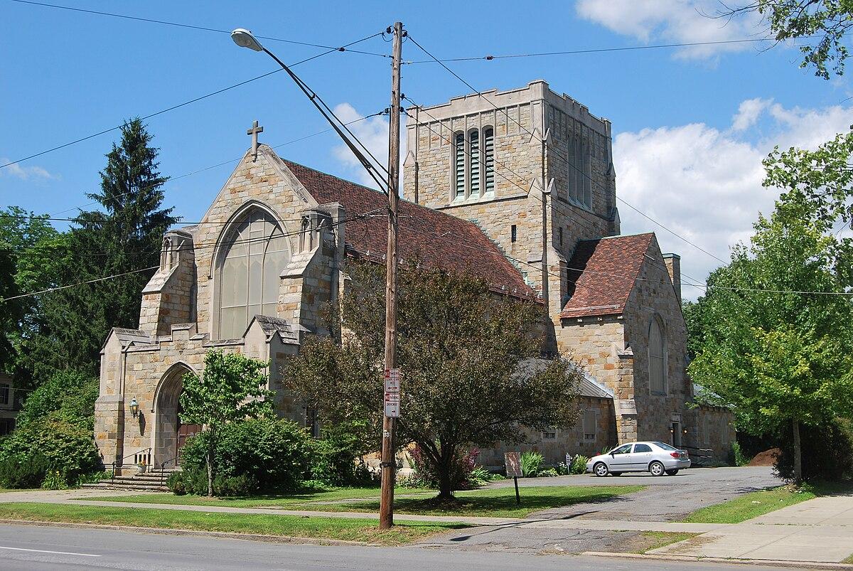 St Andrews Episcopal Church Albany New York Wikipedia