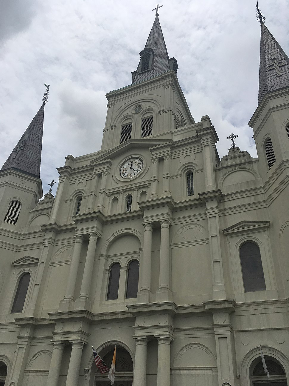 St. Louis Cathedral, French Quarter