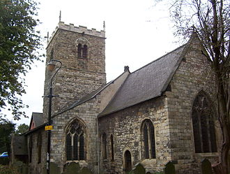 History of York - St Mary Bishophill Junior