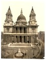 St. Paul's Cathedral, West Front, London, England-LCCN2002696932.tif