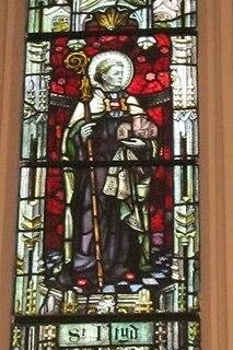 Illtud Welsh saint fl 6th c.