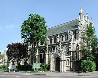 Harrow, London Town in Greater London, England