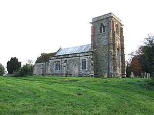 Bag Enderby - Image: St Margaret, Bag Enderby geograph.org.uk 425915