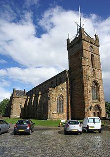 Archibald Scott (moderator) Church of Scotland minister