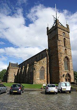 St Michael's Church - Linlithgow 20090618.jpg