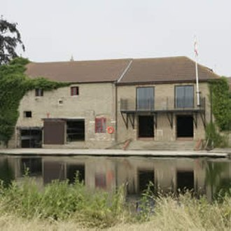St Ives, Cambridgeshire - Boathouse of St Ives Rowing Club