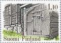 Stamp of Finland - 1979 - Colnect 46898 - Farmgate of Kanajärvi House Kalvola.jpeg