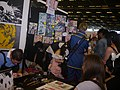 Stands Fanzines - Ambiance - Japan Expo 2011 - P1220018.JPG