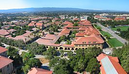 Campus van de Stanford-universiteit